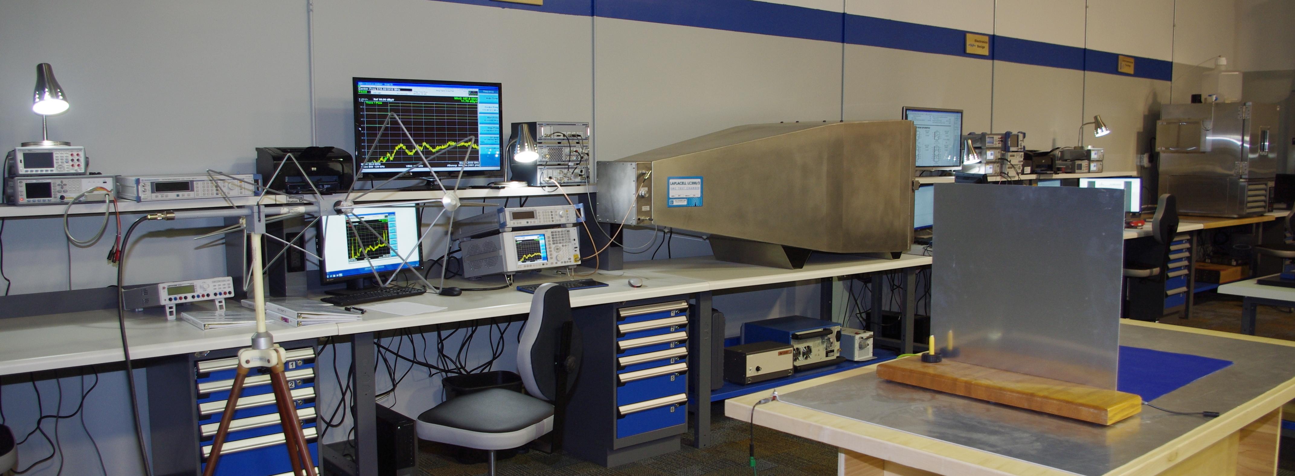 EMC/RF Testing